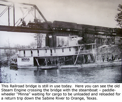 Steam Engine - Paddle Wheeler