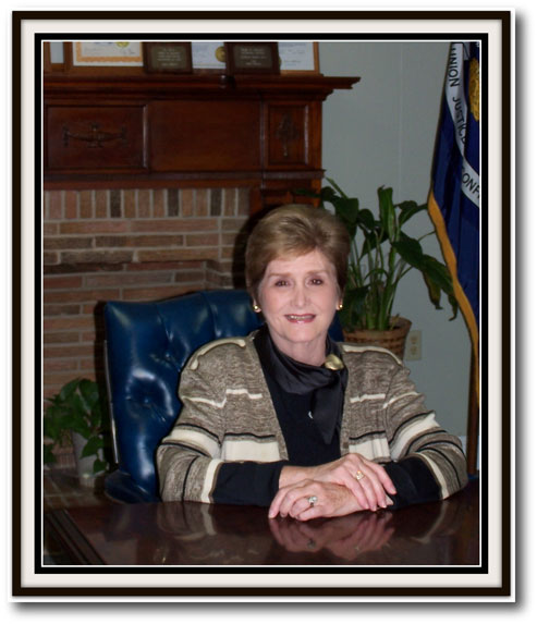 Mayor Katherine Freeman